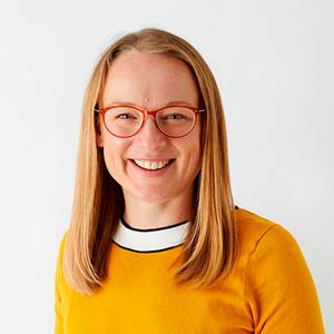 Laura Harricks - Chief Customer Officer